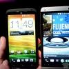 HTC One vs HTC One X + [vidéo]